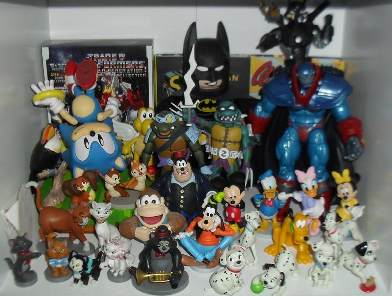 Disney Miniatures