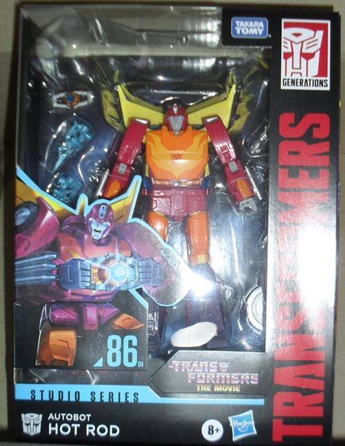 Kingdom Hot Rod Transformers Studio Series