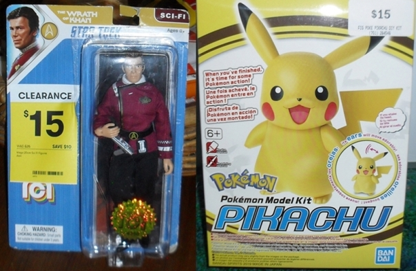 kirk and pikachu'